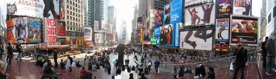 Times_Square-FLKR, by Wally Argus. Creative Commons, Flickr